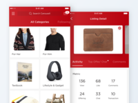 Carousell Redesign