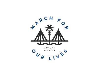 Charleston March For Our Lives