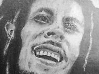 Bob Marley (Graphite)