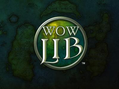 Wowlib Logo