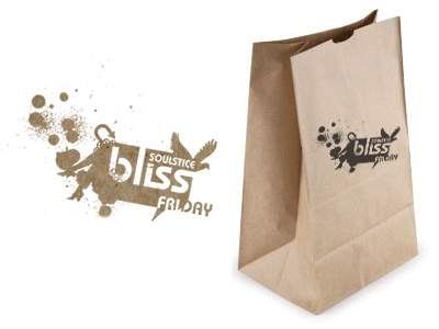 Bliss Lunch Bag