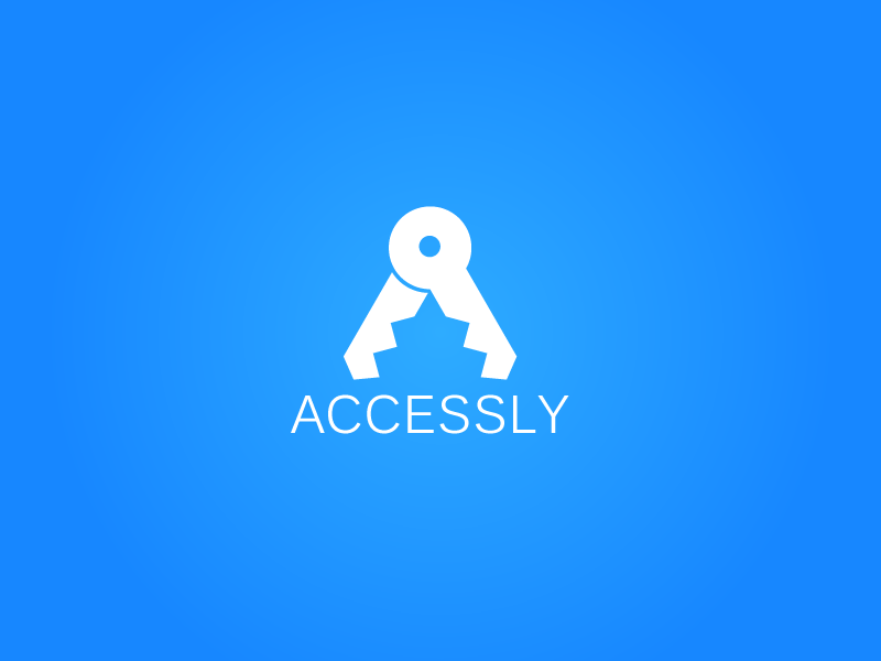 Accessly logo accessibility disability access