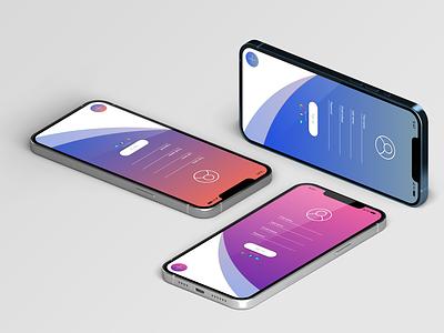Sign Up Page - UI/UX vector illustration web flat app ui ux app design design prototype uiux uidesign