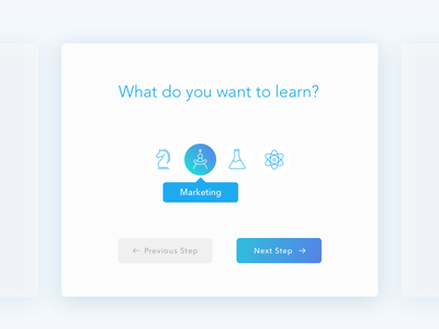 Tooltip study learning questioner onboarding 087 day cards card dailyui tooltip
