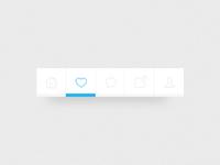 Toolbar (iOS7 style)