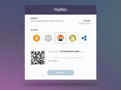 Merchant project