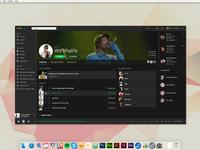 Spotify mac app