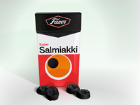 Salmiakki – Salted Liquorice