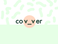 Covver logo and packaging