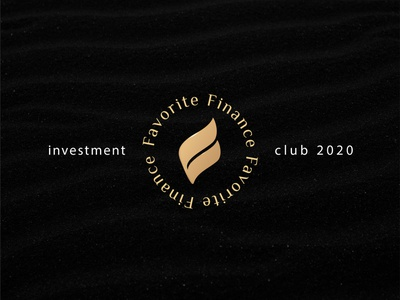 Investment club logo minimalism logo design logotype branding logo graphic design
