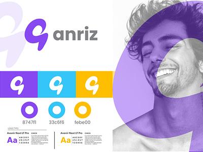 a modern letter logo - logo designer top branding 3d 2021 best shoot on dribble creative a logo designer brand identity minimalist letttermark vector a letter logo a technology logo
