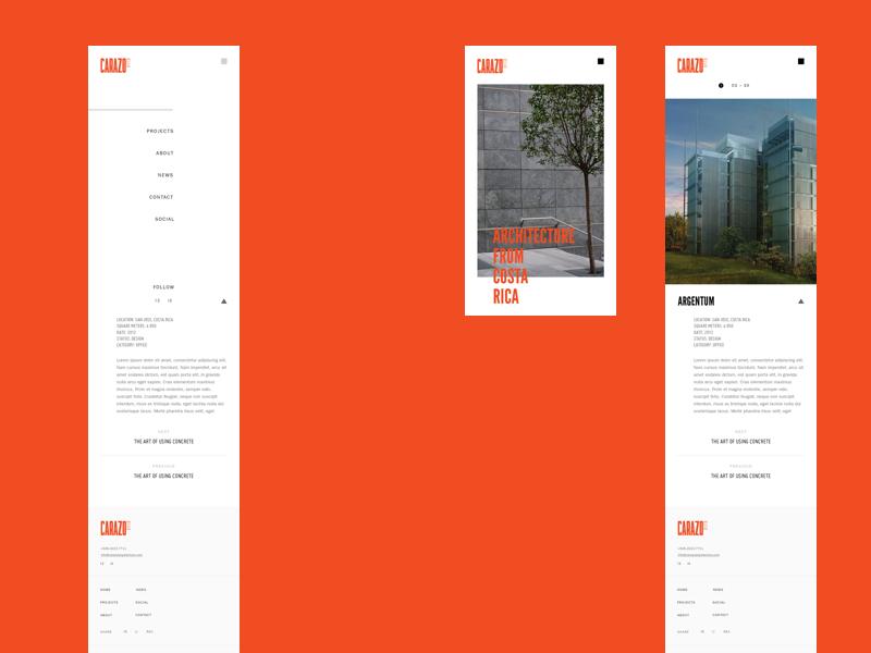 180820 minimal architecture mobile responsive