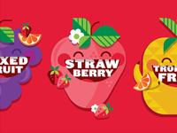 Target Market Pantry - Fruit Snacks