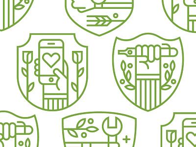 Zendesk Icons zendesk line icons