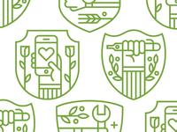Zendesk Icons