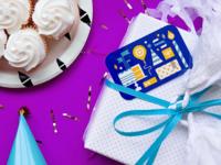 Target Birthday Gift Card