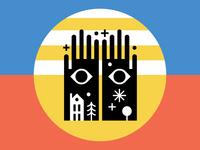 Club Kiddo Co. ✳ Flag 3