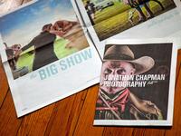 Jonathan Chapman Newsprint