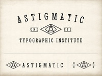 Astigmatic Logo Concept