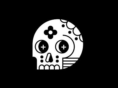 13 Skulls halloween illustration skull