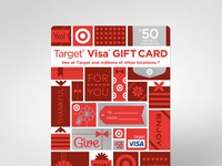 Target Visa Gift Card by Eight Hour Day - Dribbble