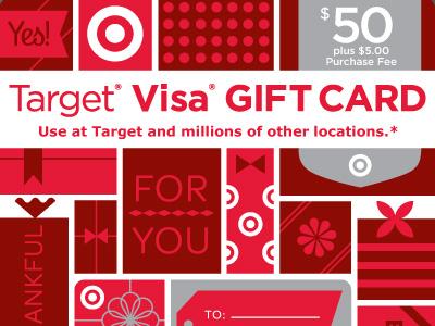Target visacard