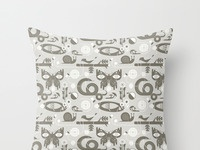 Eighthourday summertime pillow