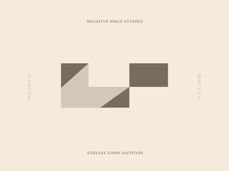 Negative Space Studies - 01