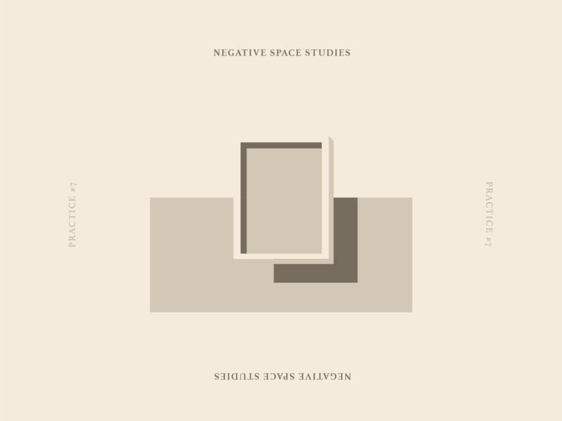 Negative Space Studies - 07