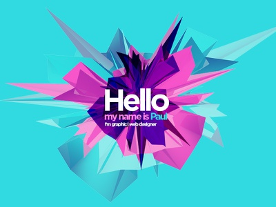 Hello brothers and sisters of dribbble land. designer web abstract dribbble shot first