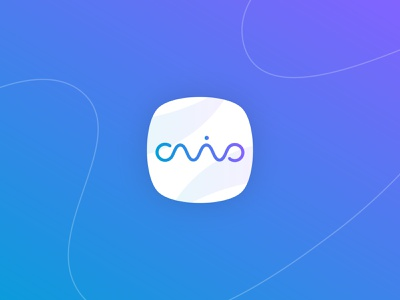 Ovio wordmark logotype typography design branding icon minimal logo illustration graphic design smarthome iot app