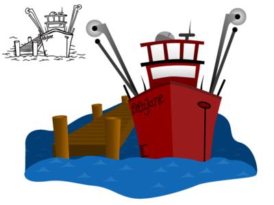 Boat lila jane boat