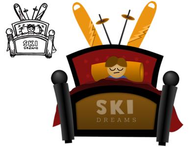 Sweet Ski Dreams dreams ski