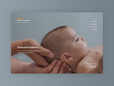 Homepage freelancer physiotherapy