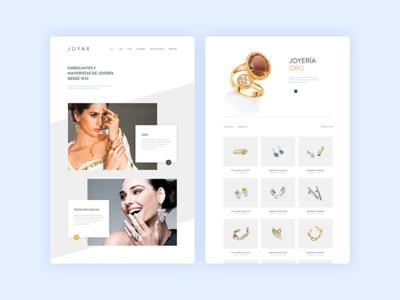 Jewelry MFR - Screens