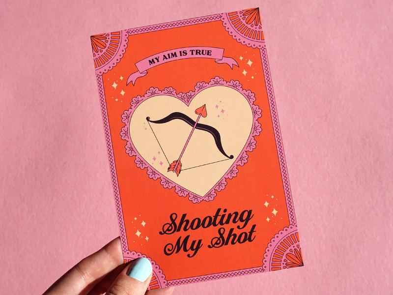 Shooting My Shot, Valentine
