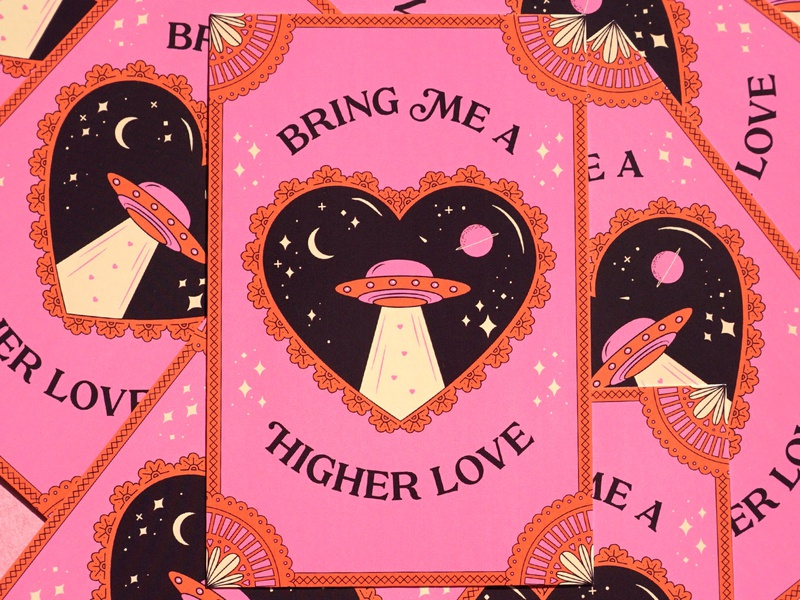 Bring Me A Higher Love, Valentine