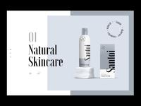 Cosmetics Brand Website Exploration