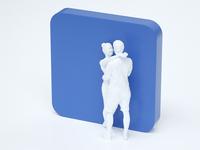 Dimensional Branding: Facebook