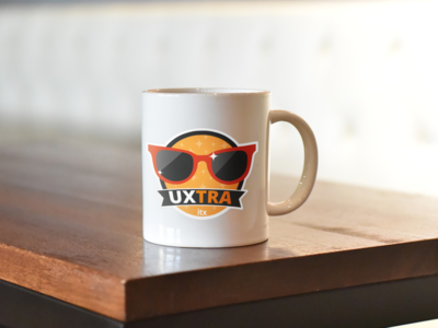 UX-TRA Sticker