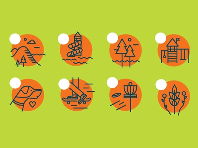 Adventure Card Icons