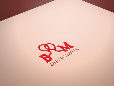 Boom Event event stockholm logo balloon celebration
