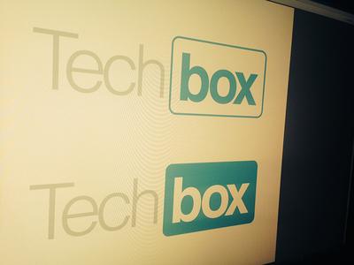 Techbox logo tech products