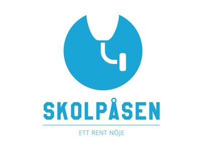Skolpåsen - Logo logo school vacuum cleaner