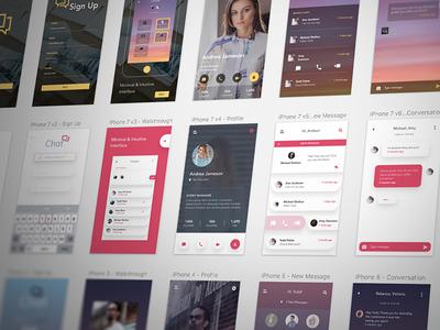 Free Chat UI Kit