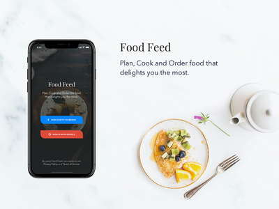 Food Feed cooking app meal planner diet app amazon go food app recipe