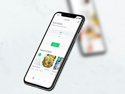 Food Feed - Meal Calendar food schedule schedule recipe planner meal calendar recipe app food app