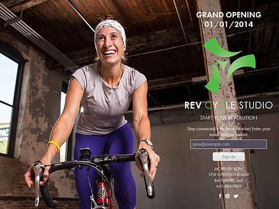REV Teaser Page rev teaser responsive website