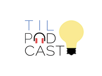 TIL Podcast Rebound logo rebound