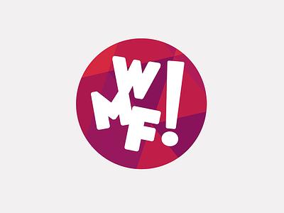 Web Marketing Festival | Logo design rimini wmf! marketing digital festival circle patch type search on media group web marketing festival wmf logo design logo